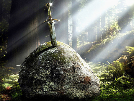 Leadership and Martial Arts: Drawing the Sword from the Stone