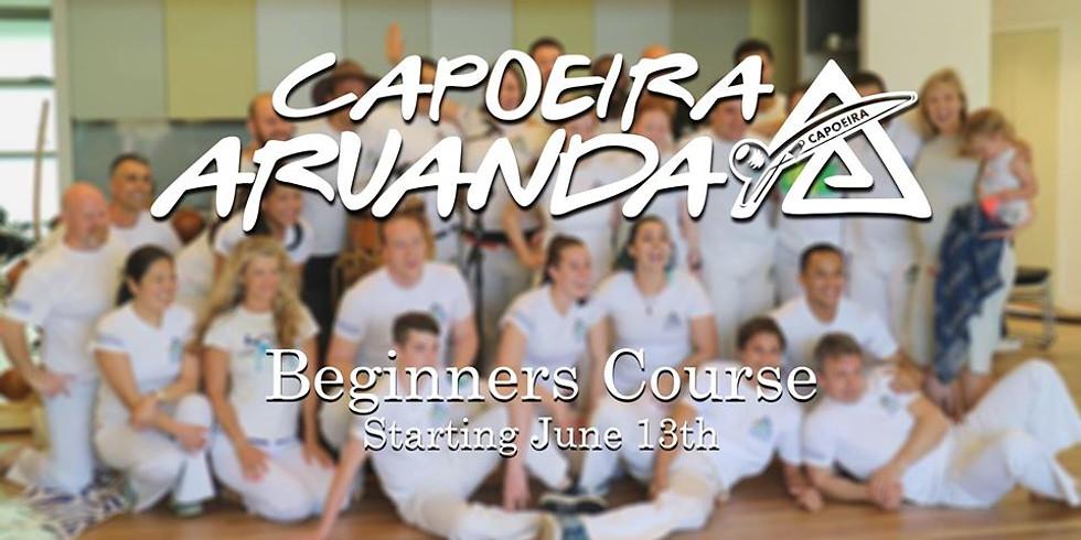 Beginners Capoeira Course!