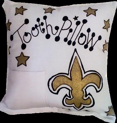 Saints Tooth Pillow