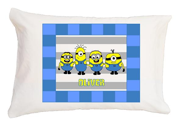 Minions Travel Pillow