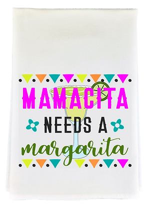 Mamacita Tea Towel
