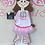 Thumbnail: Whimsical Whisk Tutu Customized Apron