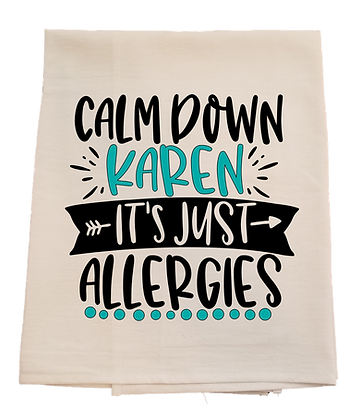 Karen Tea Towel