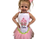 Thumbnail: Princess Castle Tutu Customized Apron