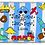 Thumbnail: Thank Heaven For Little Boys Toddler Pillow