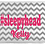 Thumbnail: #sleepyhead w/Custom Name Standard Pillowcase