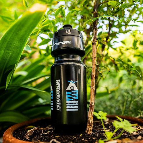 Patagonman Black Water Bottle