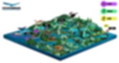 patagonman patagonia extreme triathlon route map course