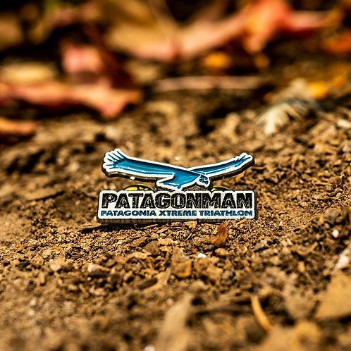 Patagonman Pin