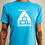 Thumbnail: Light Blue Swim Patagonman T-shirt