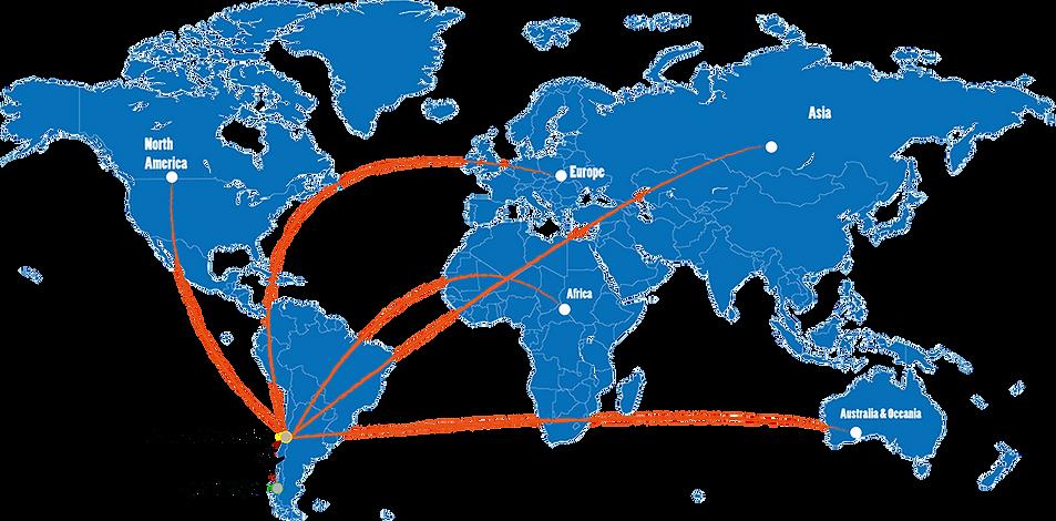 map mapa mundo world globe patagonman patagonia extreme triathlon