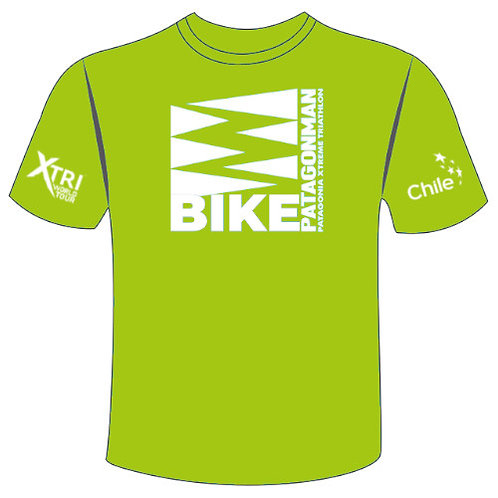 Green Bike Patagonman 2019 T-shirt