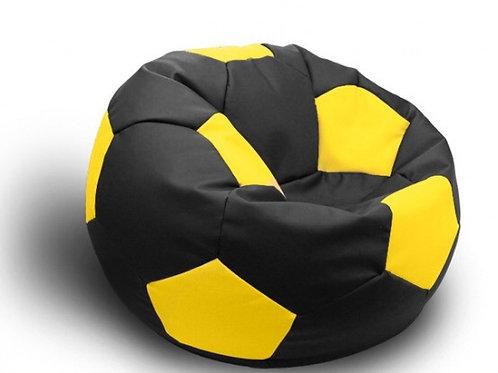 Кресло мяч Студент «Чёрно-Жёлтый»