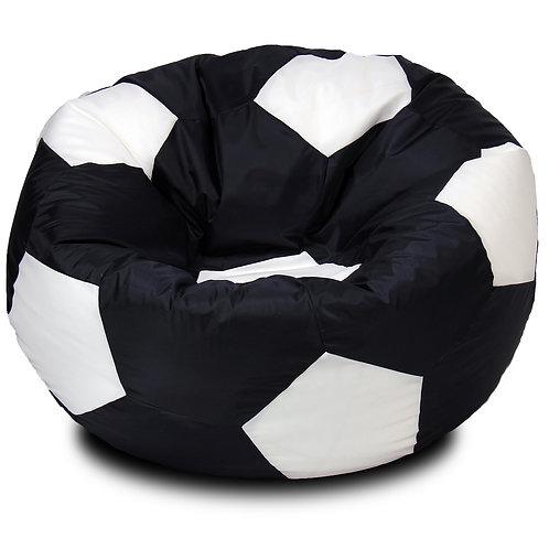 Кресло мяч Студент «Чёрно-Белый»