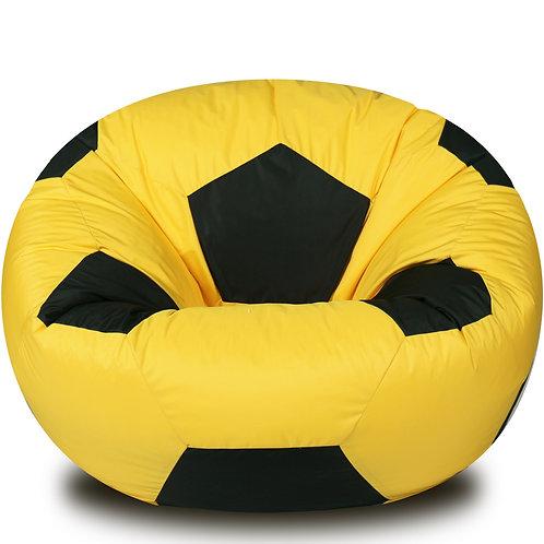 Кресло мяч Студент «Жёлто-Чёрный»