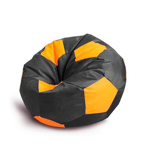 Кресло мяч Студент «Чёрно-Оранжевый»
