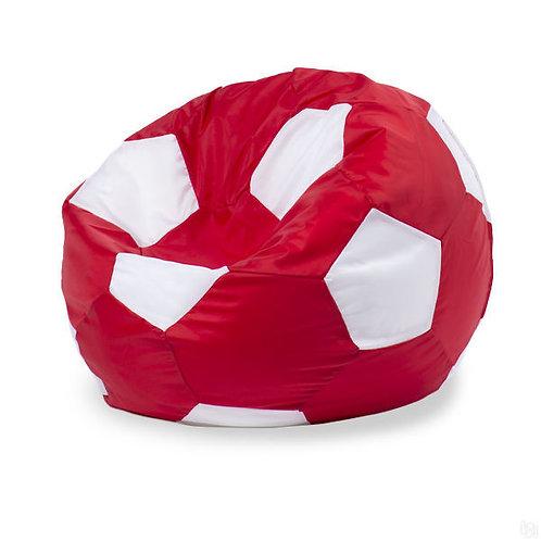 Кресло мяч Студент «Красно-Белый»