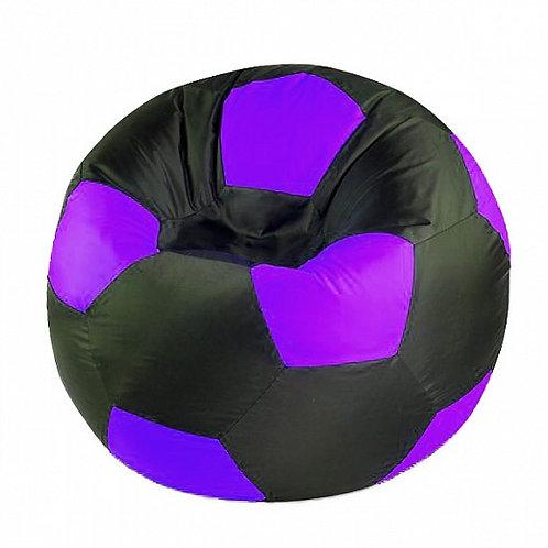 Кресло мяч Студент «Чёрно-Сиреневый»