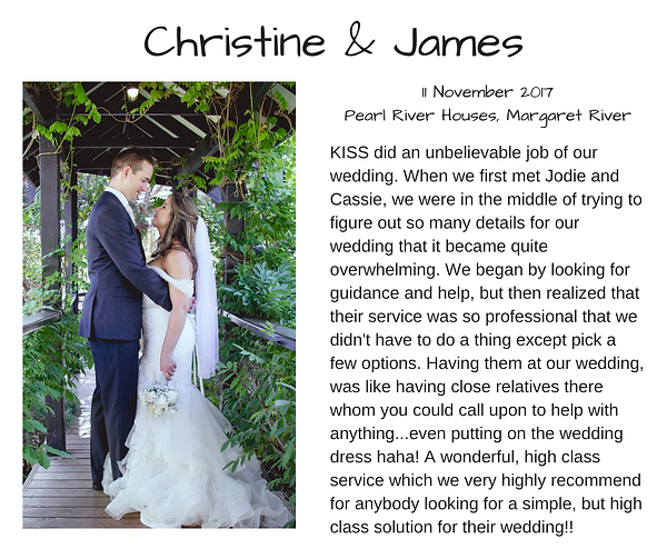 Review - Christine & James.png