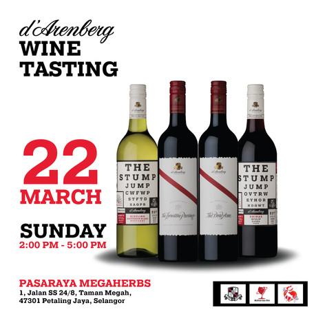 d'Arenberg Wine Tasting_03_22