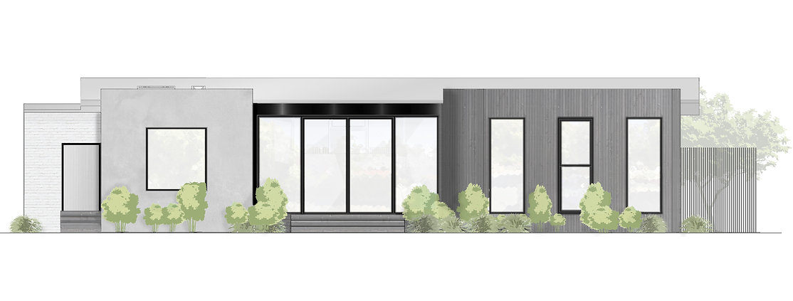 House in Launceston design sketch