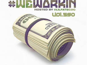 """ A$TON DOLLAR$ "" - COAST 2 COAST MIXTAPES PRESENTS: #WEWORKIN MIXTAPE VOL. 590 -SLOT#15"