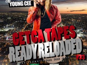 DJ YOUNG CEE - GETCHA TAPES READY RELOADED (VOLUME 33) A$TON DOLLAR$ -(SP.2) SLOT #17
