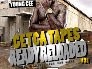 DJ YOUNG CEE - GETCHA TAPES READY RELOADED (VOLUME 31) A$TON DOLLAR$ -(SP.2) SLOT #20