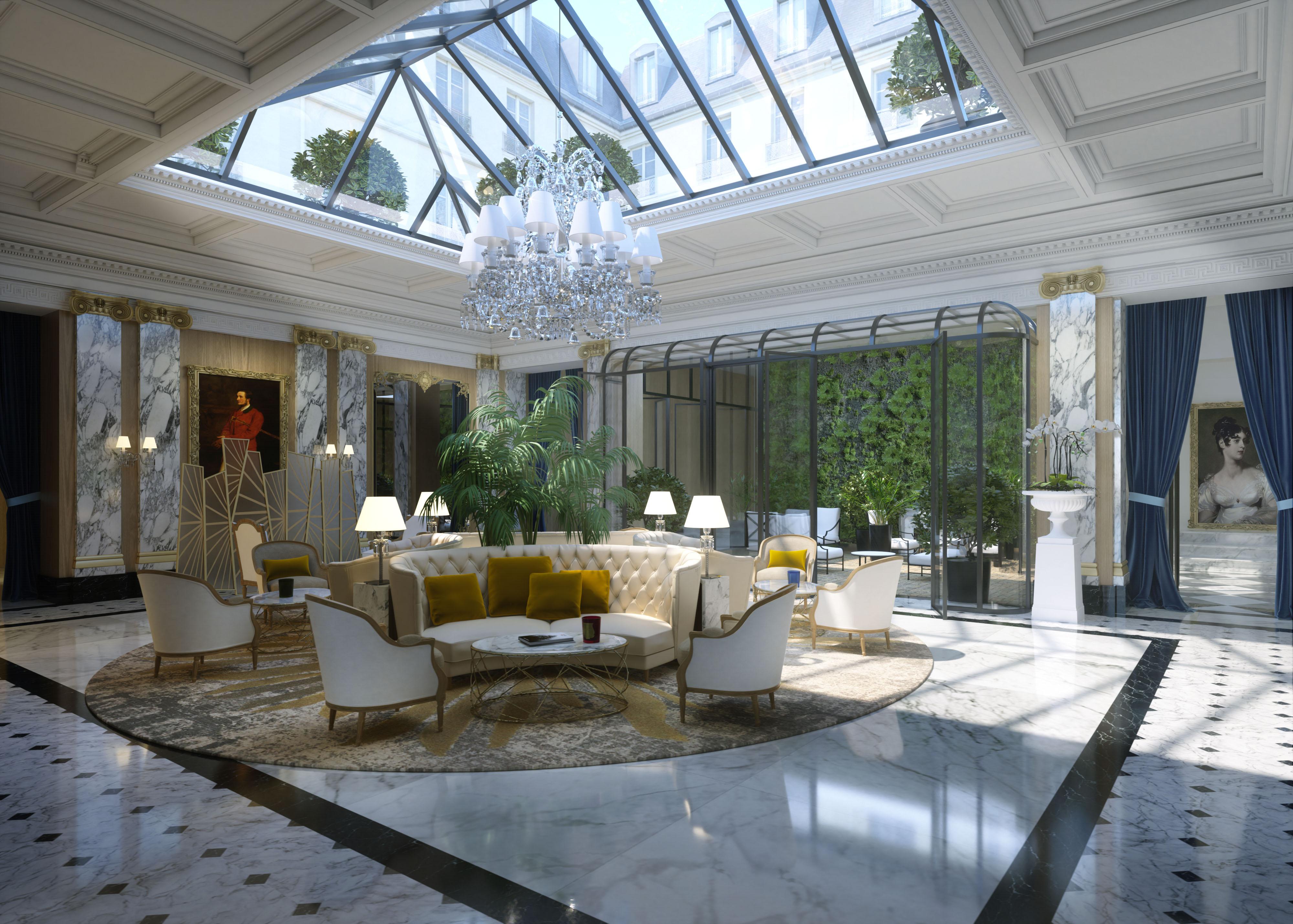 Laurent Maugoust - Hôtel Westminster