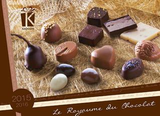 Collège - Vente de chocolats de Noël