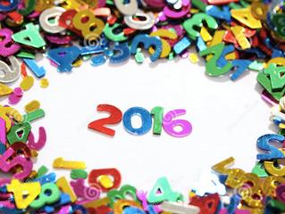 La PEF vous souhaite une excellente année 2016 !