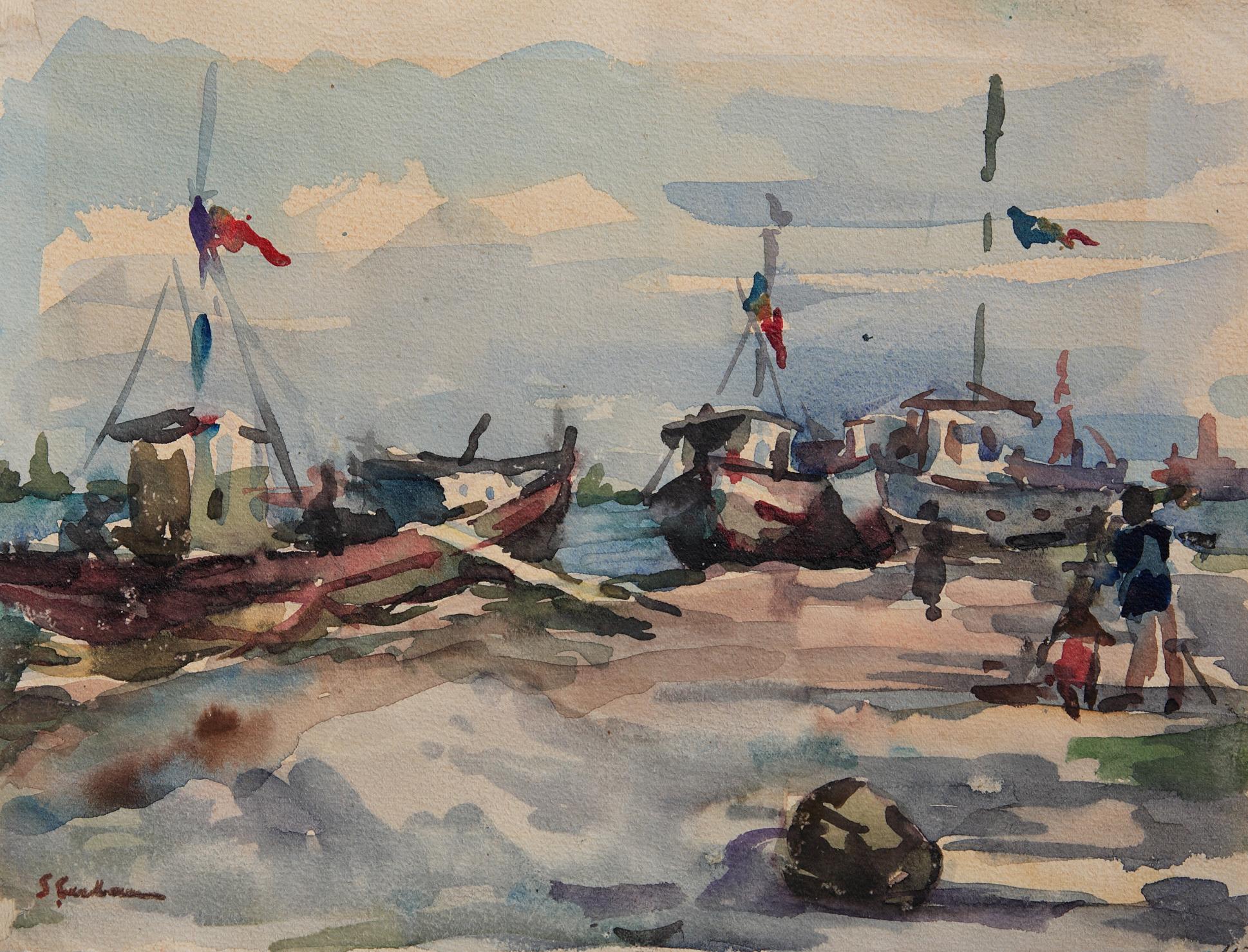 87 Barci in portul Tulcea (2).jpg