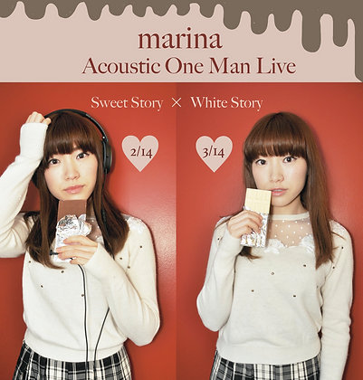 Acoustic One Man ポスター