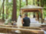 outdoor wedding west sussex