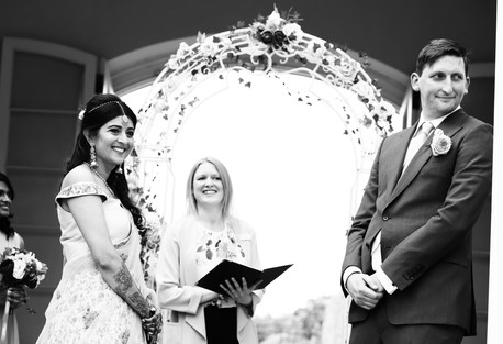 Wedding at Chiswick House & Gardens