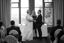 Renewal of vows at Nutfield Priory