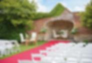 outdoor wedding oxfordshire
