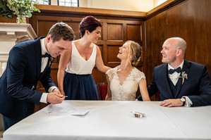 Wedding at Dulwich College