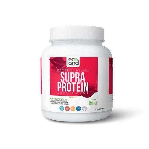 Supra Protein - Ecoland . Pomo de 1200g / 26-27 Porciones