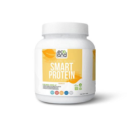Smart Protein - Ecoland . Pomo de 1200g / 26-27 Porciones