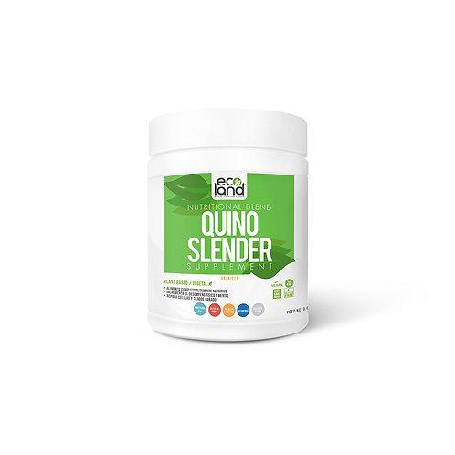 Quino Slender - Ecoland . Pomo de 600g / 15 Porciones