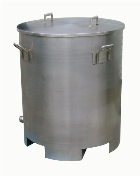 Tanque auxiliar 1000 litros
