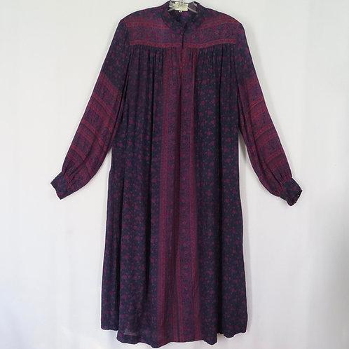 Vintage Raksha India dress from the 70s
