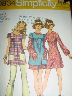 Memories and Old Sewing Patterns