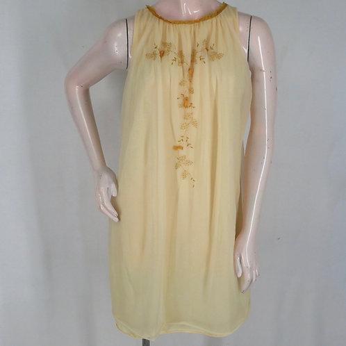 Vintage Siren short nylon tricot nightgown