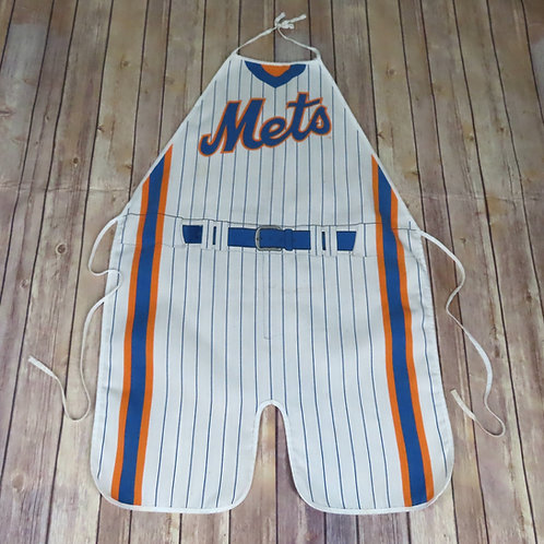 NY Mets Uniform Apron