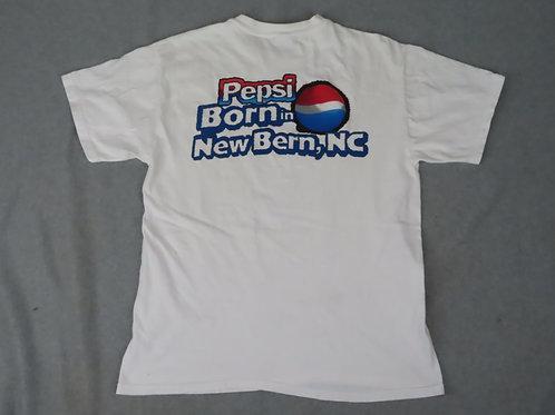 Vintage Pepsi tee- born in New Bern, NC