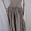 Fitted waist vintage dress