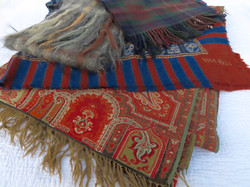 winter wool scarves