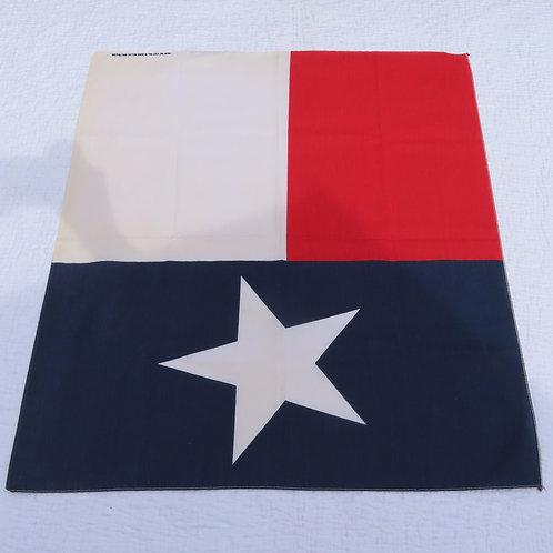 Vintage star and two stripes bandana